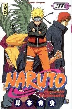 Couverture Naruto, tome 31