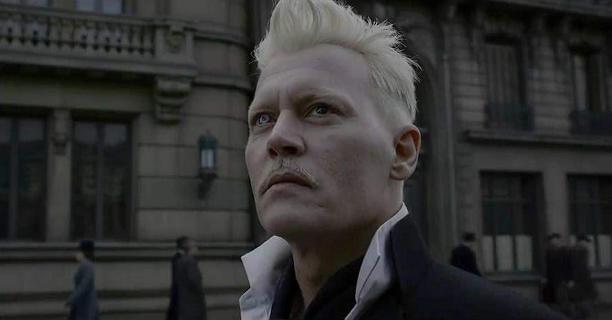 Johnny Depp Fantastic Beasts Coronavirus Amber Heard Aquaman