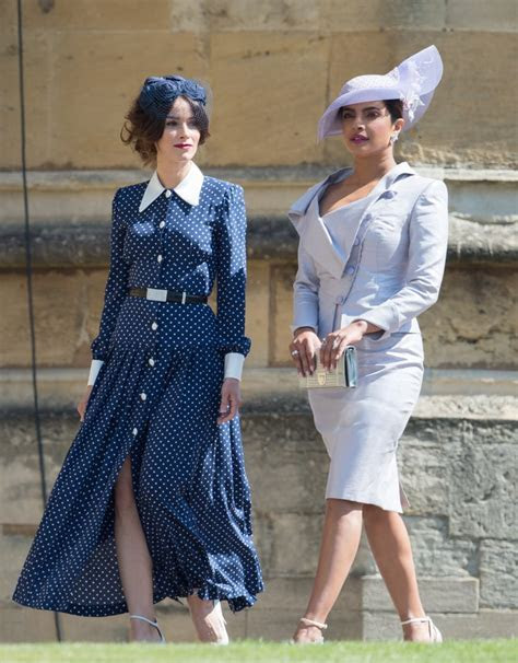 Abigail Spencer Wore the Exact Same Dress to the Royal