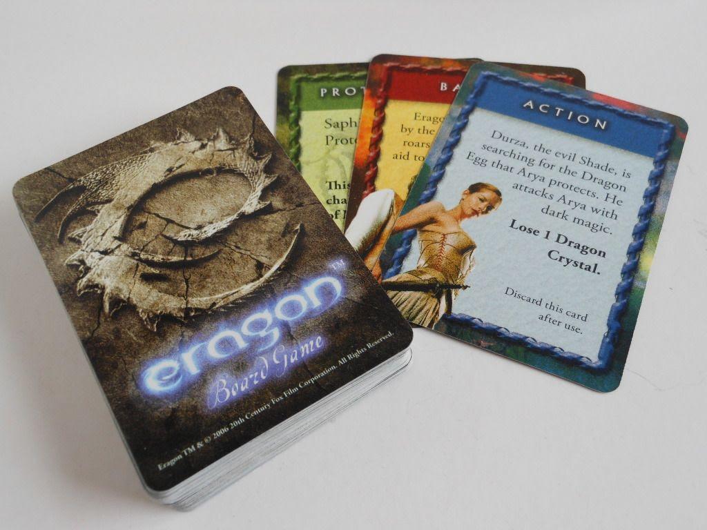 Eragon cards