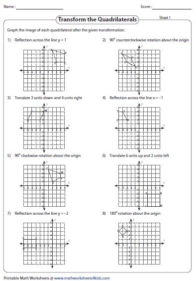 transform quadrilaterals large