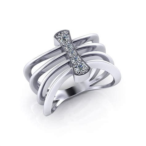 Women's Diamond Fashion Ring   Jewelry Designs