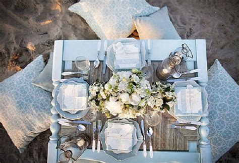 Unique Ideas for Wedding Table Decorations   Starsricha