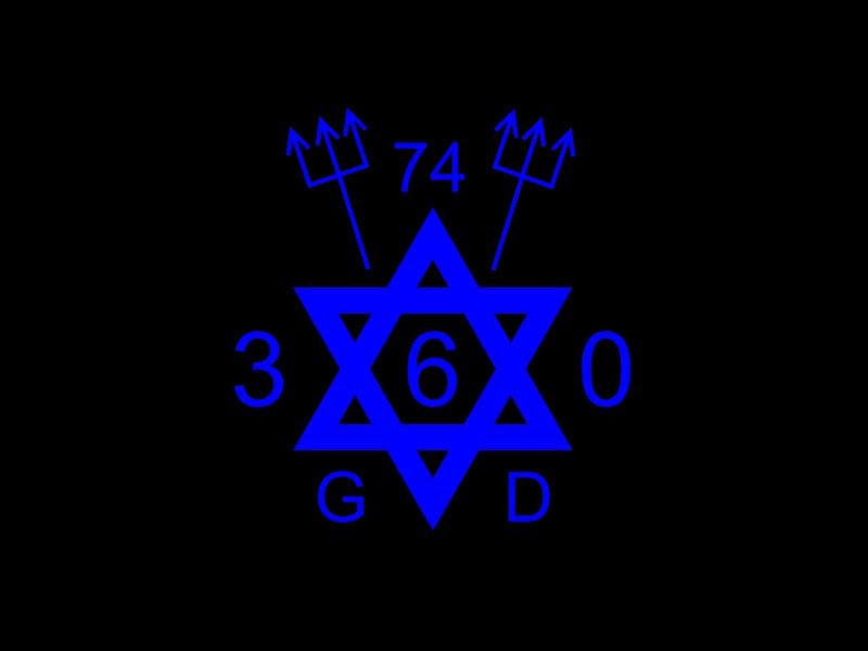 Image result for Hexagon Black gangster disciple nation