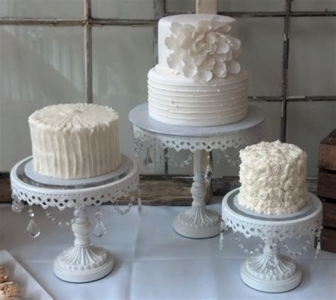 Ways to save on wedding cakes (excerpted from Bridal Guide