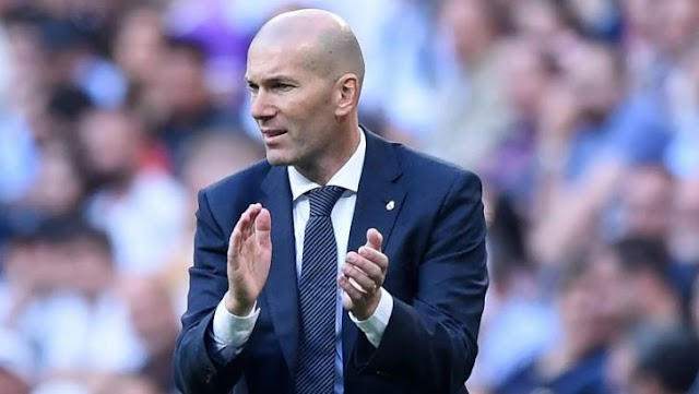 TEAM NEWS! Zidane Names STRONG Real Madrid Squad To Face Sevilla (See Full List)