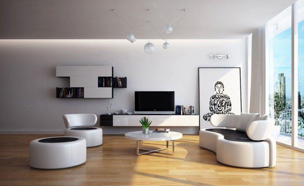 15 Exquisite Minimalist Living Room Designs