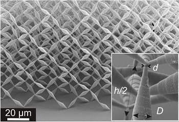 Nova classe de materiais sintéticos permitirá manipulações inéditas dos sons
