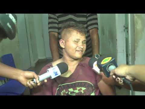 Vídeo: Jovem é linchado por populares após praticar assalto em Bacabal