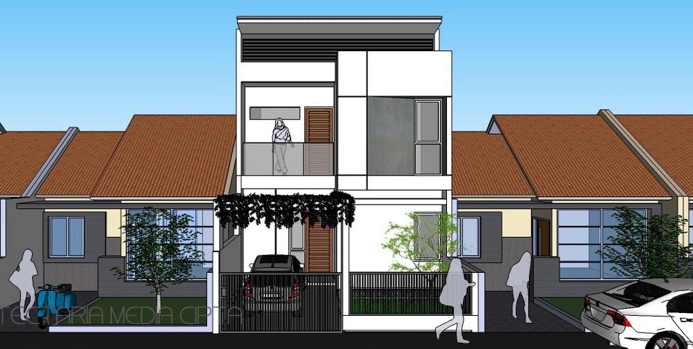 Image Desain Renovasi  Dan Pengembangan Rumah  Type