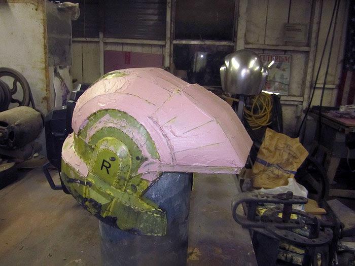 Fairing Marine Helmet