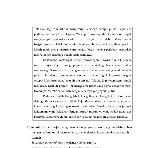 Contoh Hikayat Jenis Biografi Contoh Hits