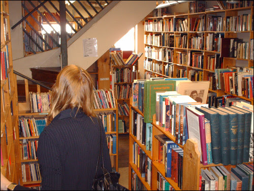 CK, Eliot's Bookshop, 584 Yonge Street