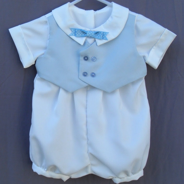 Christening/baptism/blessing boys outfit