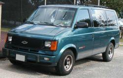 Chevy Astro Van Repair Service Manuals