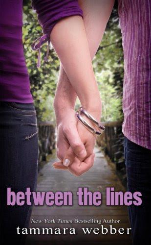 Between the Lines (Between the Lines #1) by Tammara Webber