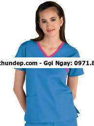 ẫu trang phục y tế mới