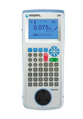Rigel 288 Electrical Safety Analyzer