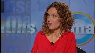 """Meritxell Batet, virtual cap de llista del PSC per Barcelona, entrevistada a """"Els matins de TV3"""""""