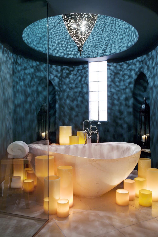 أحواض استحمام فريدة ورائعة لهواة الرفاهية…