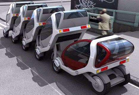 MIT Stackable City Car