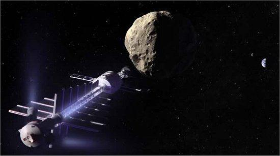 Como evitar a colisão fatal de um asteroide com a Terra
