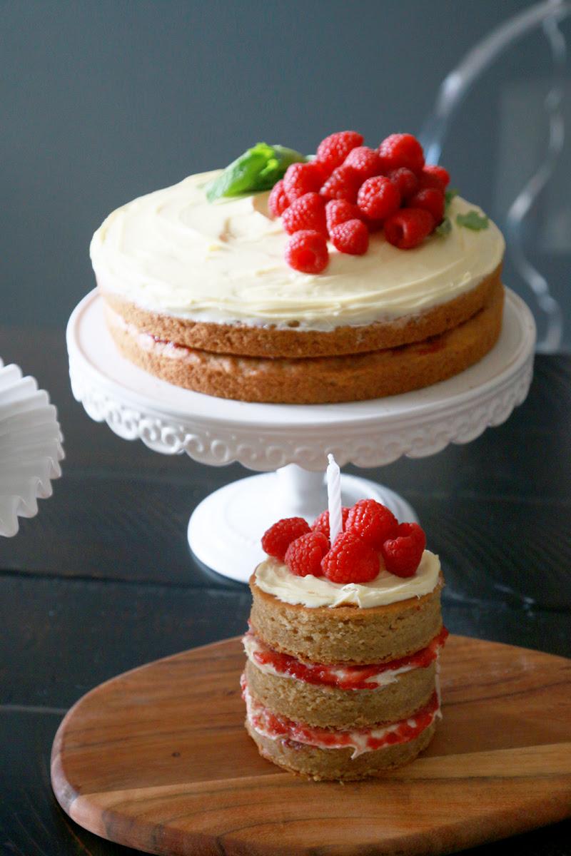 Birthday Cake Vegan Easy