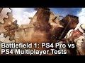 PS4 Pro oferece melhor frame-rate para Battlefield 1