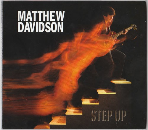 Matthew Davidson's first record by trudeau