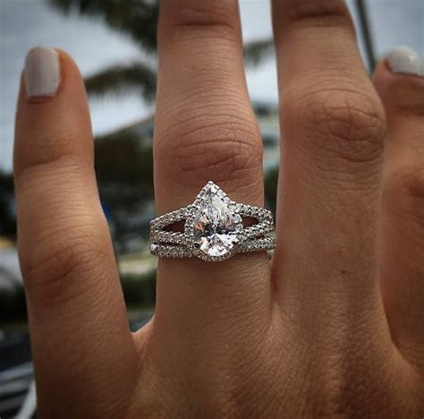 Everything You Need to Know About Pear Shaped Diamonds