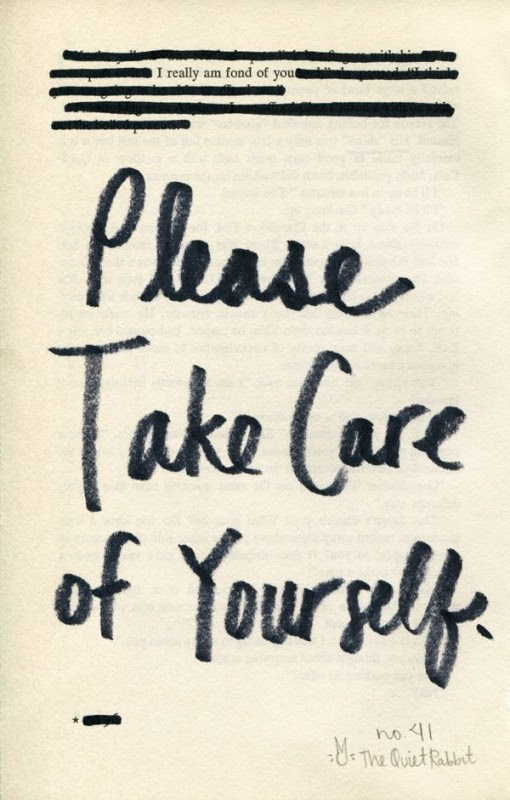 Take Care Of Yourself Quote Quote Number 618860 Picture Quotes