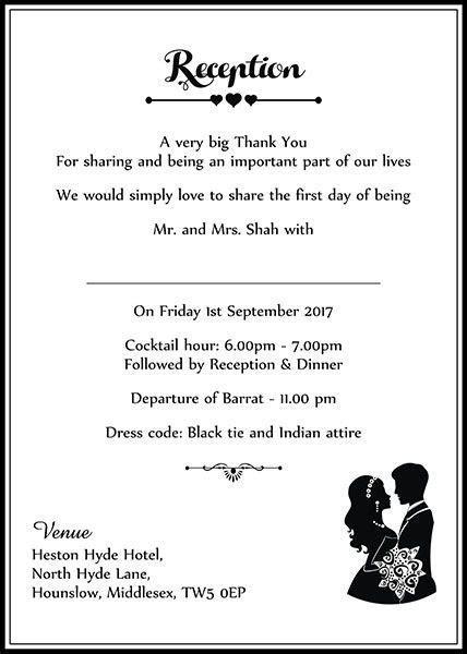Interfaith Wedding Card Wordings   Interfaith Wedding