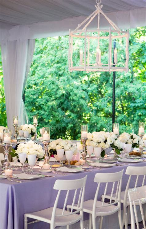 Wedding Reception Tablescapes   Weddings Romantique