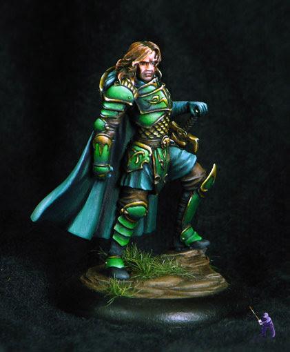 Dark Sword Miniatures Warrior With Bastard Sword