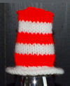 Innocent Smoothies Big Knit Hats - Cat in a Hat