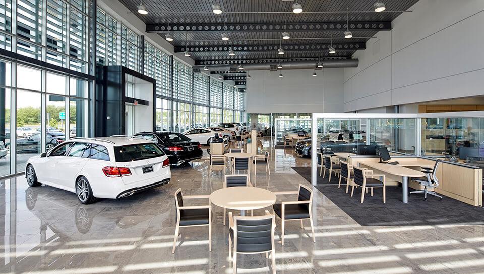 Mercedes-Benz of Wesley Chapel - PRAXIS3