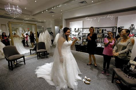 David's Bridal believes new upscale store will be more
