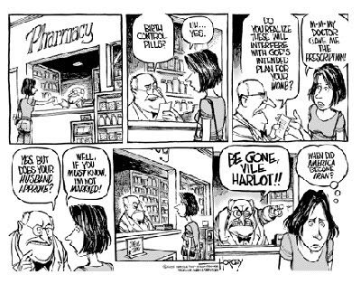 Sinners in the Hands of an Angry Pharmacist...