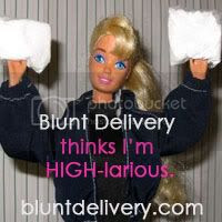 Blunt Delivery Award