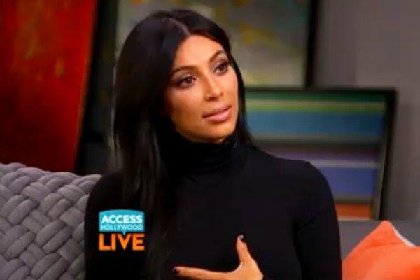 Kim Kardashian Says Bruce Jenner Looks Beautiful as a Woman