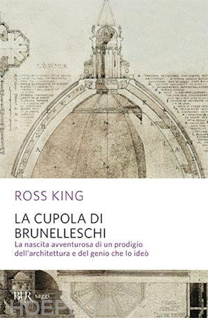 Risultato immagine per la cupola di brunelleschi libro