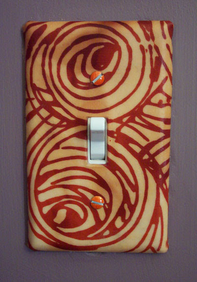 Office switchplate