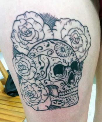Cuatro Rosas Tattoos