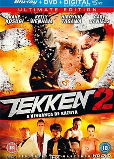 Baixar Filme Tekken 2: A Vingança De Kazuya   Dublado Download