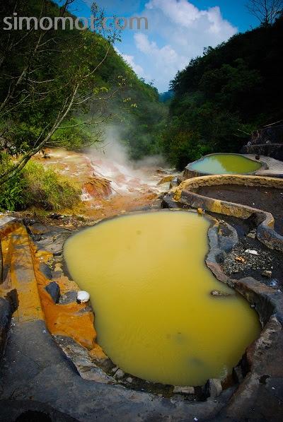 Foto-foto keindahan Gunung Kelud sebelum erupsi