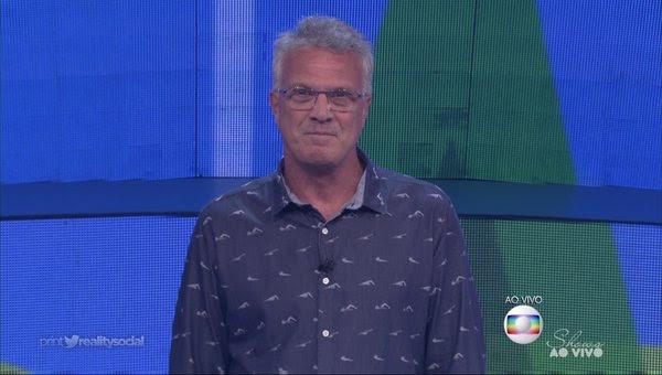 """Pedro Bial na estreia do """"BBB 16"""" nesta terça-feira (19) (Foto: Reprodução/Globo)"""