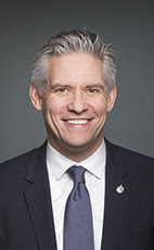Photo - The Honourable Mike Lake - Click to open the Member of Parliament profile