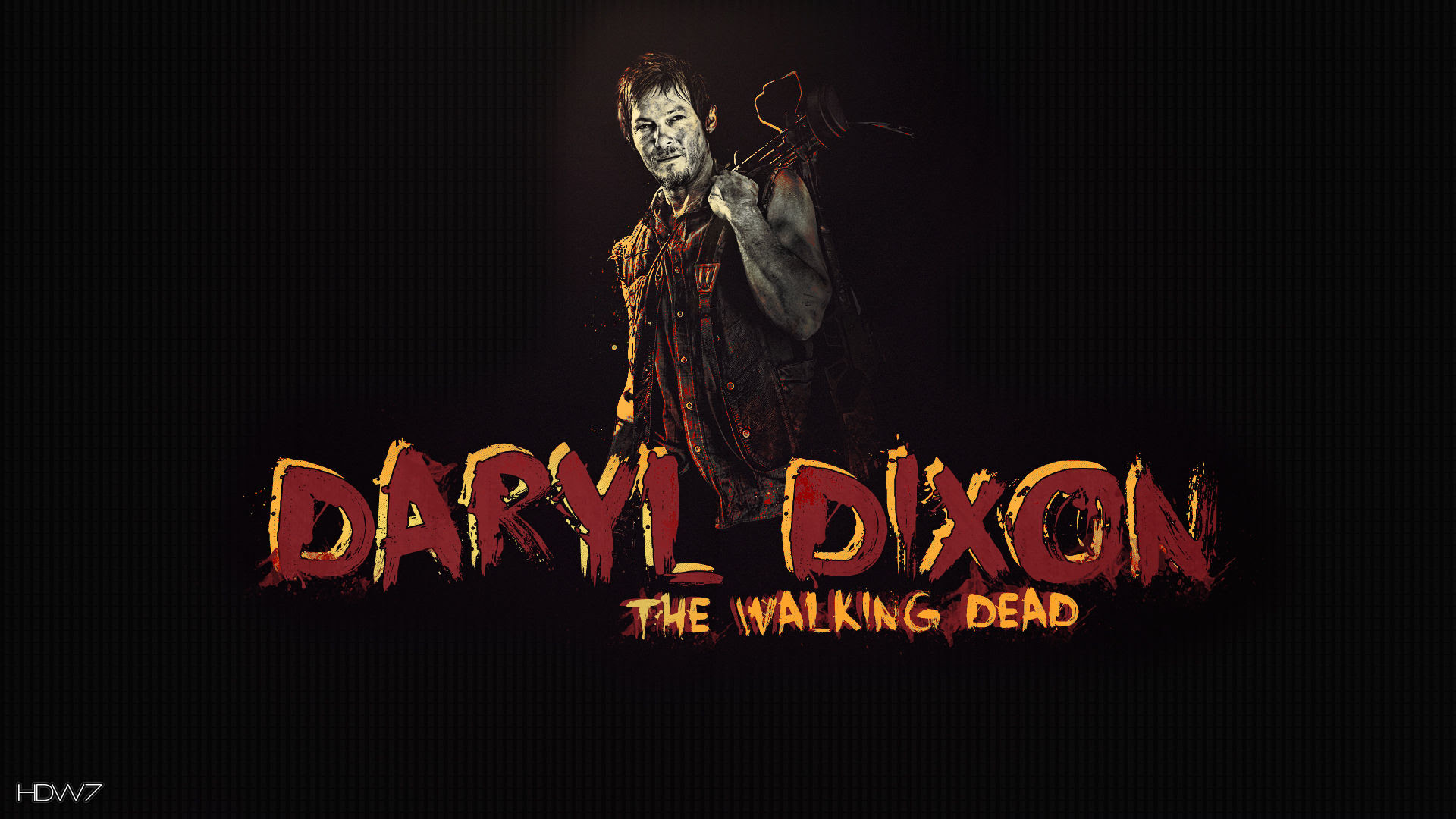 Daryl Dixon The Walking Dead Hd Wallpaper Gallery 7