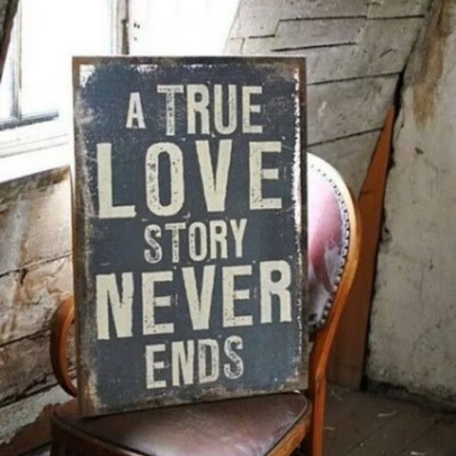 A True Love Story Never Ends Pictures Photos And Images For