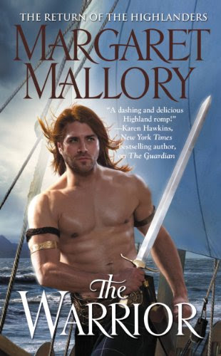 The Warrior (The Return of the Highlanders) by Margaret Mallory